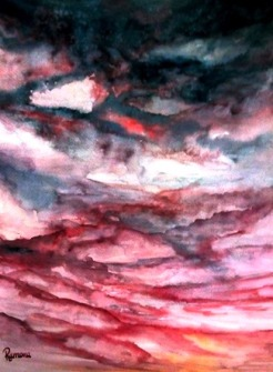 WATERCOLOUR SKIES